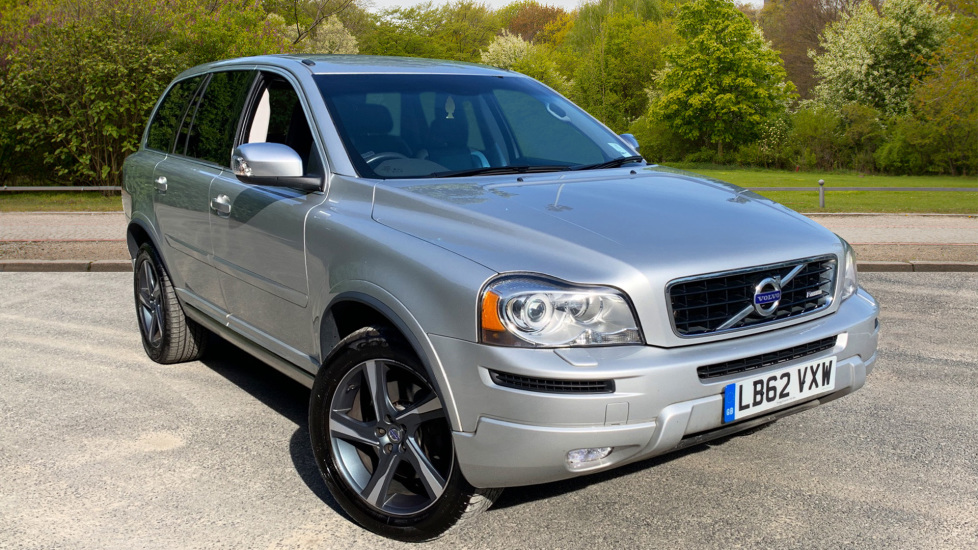 Volvo XC90 2.4 D5 R DESIGN Nav Auto, Privacy Glass, Heated Seats, 19 Inch Wheels, Rear Park Assist Diesel Automatic 5 door Estate (2012) image