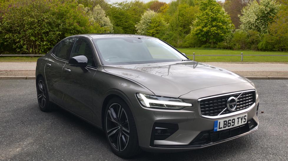 Volvo S60 T5 R Design Plus, Xenium & Winter Pks, HK Audio, Intellisafe Pro, 19 Inch Alloys, Tempa Spare 2.0 Automatic 4 door Saloon (2020)