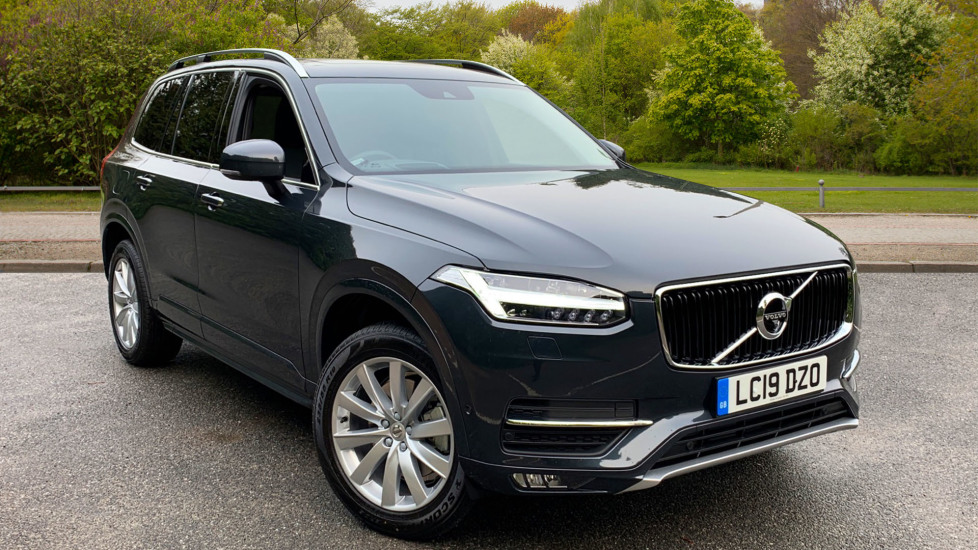Volvo XC90 2.0 D5 PowerPulse AWD Momentum Pro Nav Auto with Xenium Pack, 360 Camera & Park Pilot Diesel Automatic 5 door Estate (2019) image