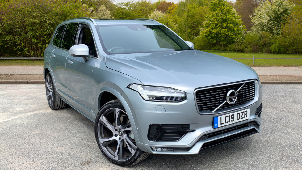 Volvo XC90 2.0 D5 PowerPulse AWD R Design Pro Auto with Air Suspension, Family Pack, Xenium Pack & BLIS Diesel Automatic 5 door Estate (2019) image