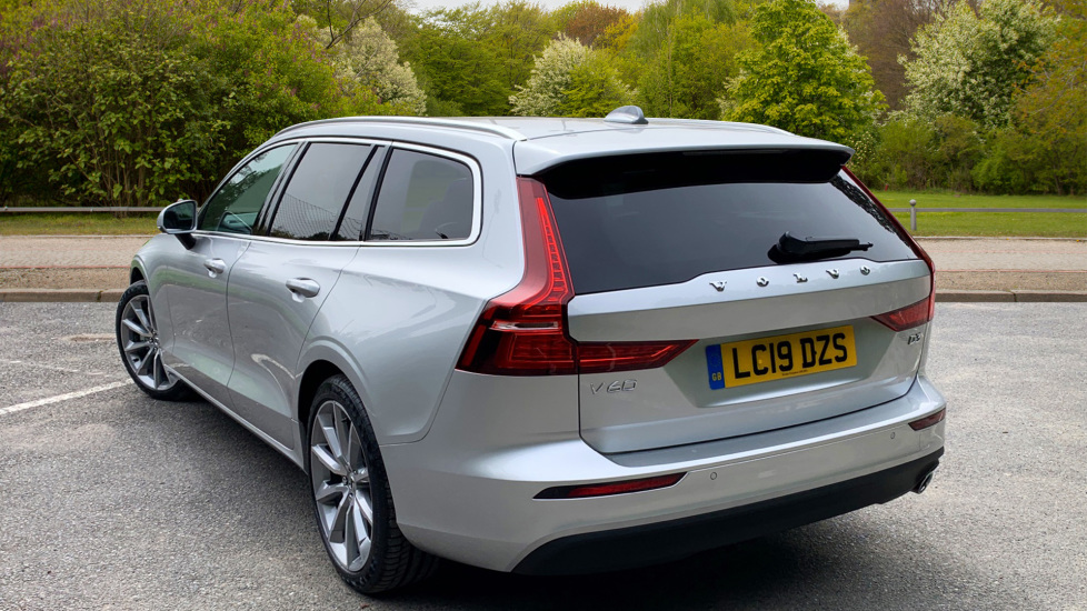 Volvo V60 2 0 D3 150hp Momentum Pro Auto with Dark Tinted Windows, Sat Nav,  & Front / Rear Park Assist Diesel Automatic 5 door Estate (2019) available