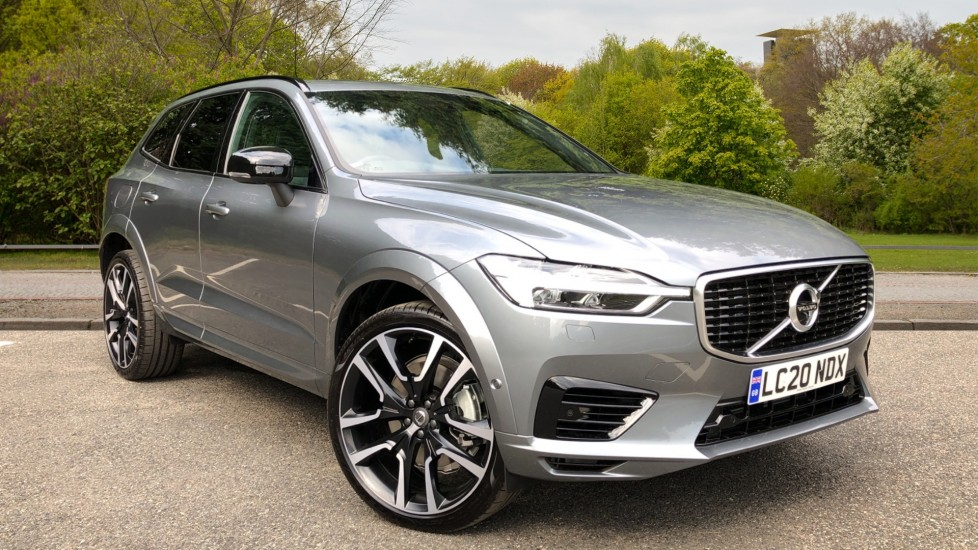 Volvo XC60 T8 Hybrid R Design Pro AWD Auto, Xenium, Family, Convenience Packs, IntelliPro, HK Audio 2.0 Petrol/Electric Automatic 5 door 4x4 (2020) image