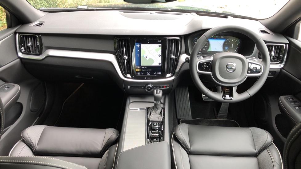 Volvo S60 T5 R Design Plus Auto, Nav, Active Bending Lights, Head Up Display, Keyless Drive, F & R Sensors image 15