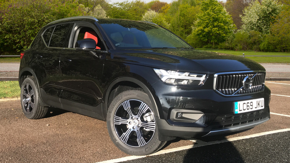 Volvo XC40 1.5 T3 Inscription Nav Auto, 18in Alloys, Privacy Glass, Harman Kardon Audio, 360 Camera & BLIS Automatic 5 door Estate (2020)