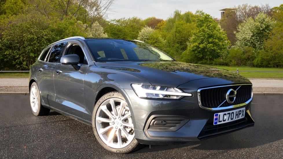 Volvo V60 D4 Momentum Plus Auto, Nav, Winter Pack, Adaptive Cruise, BLIS, Rear Camera, Tints, 19in Alloys 2.0 Diesel Automatic 5 door Estate (2020)