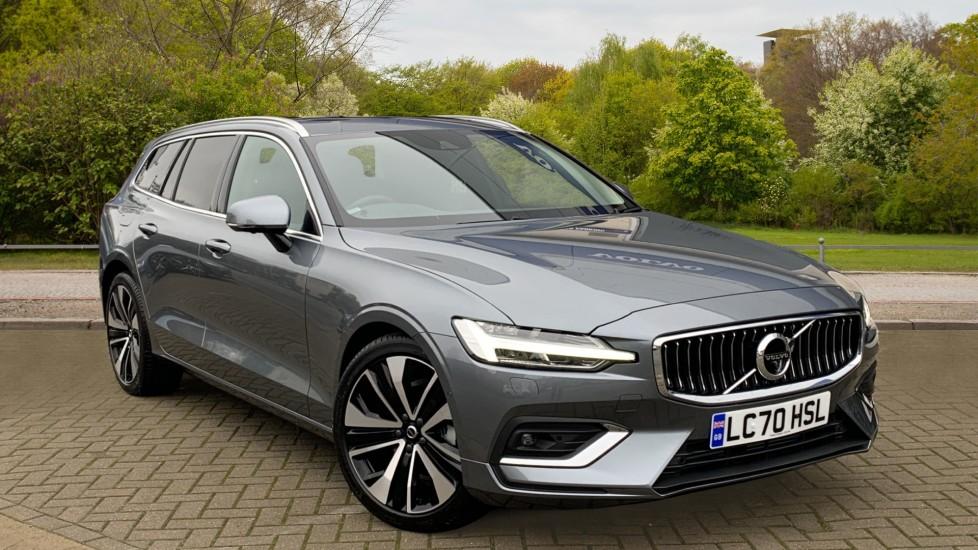 Volvo V60 T4 Inscription Plus Auto, Nav, Xenium & Winter Packs, 360 Camera, Sunroof, Adaptive Cruise, BLIS  2.0 Automatic 5 door Estate (2020)
