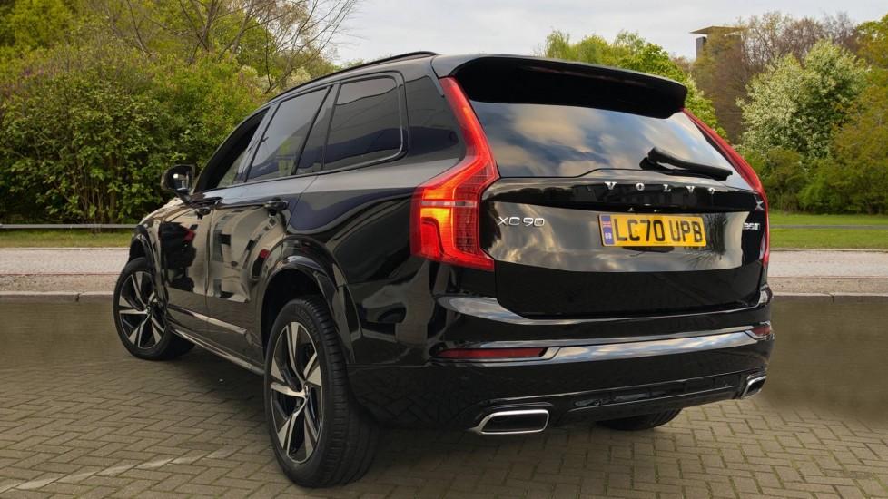 Volvo XC90 B5D Mild Hybrid R Design AWD Auto, Winter & Family Packs, Booster Seat, Harman Kardon, BLIS image 4