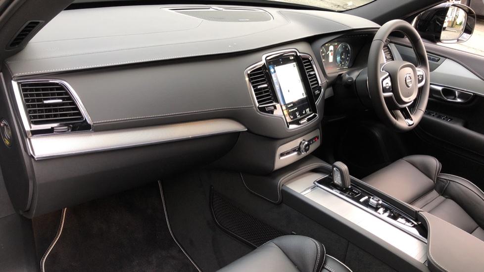 Volvo XC90 B5D Mild Hybrid R Design AWD Auto, Winter & Family Packs, Booster Seat, Harman Kardon, BLIS image 12