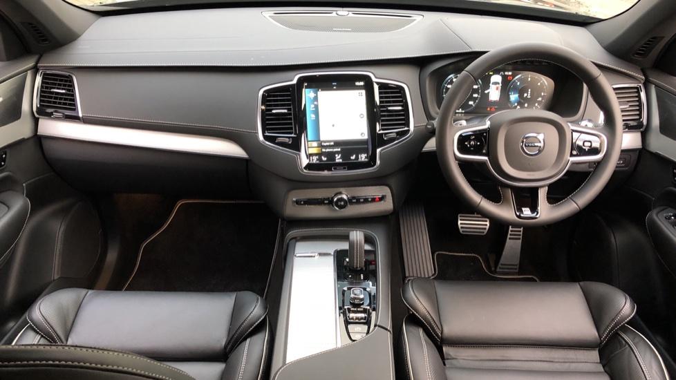 Volvo XC90 B5D Mild Hybrid R Design AWD Auto, Winter & Family Packs, Booster Seat, Harman Kardon, BLIS image 11