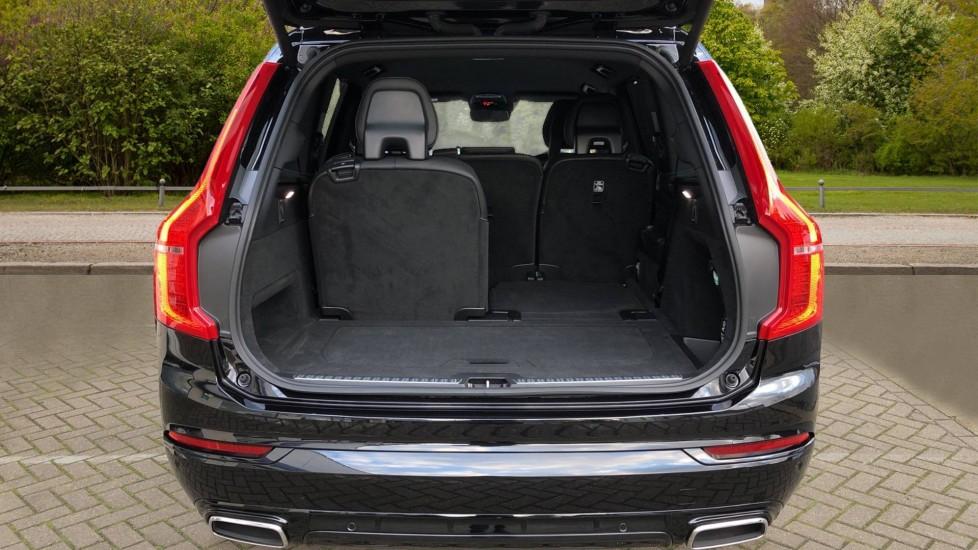 Volvo XC90 B5D Mild Hybrid R Design AWD Auto, Winter & Family Packs, Booster Seat, Harman Kardon, BLIS image 35