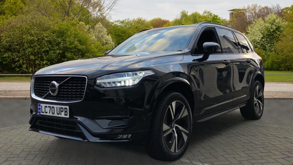 Volvo XC90 B5D Mild Hybrid R Design AWD Auto, Winter & Family Packs, Booster Seat, Harman Kardon, BLIS image 3