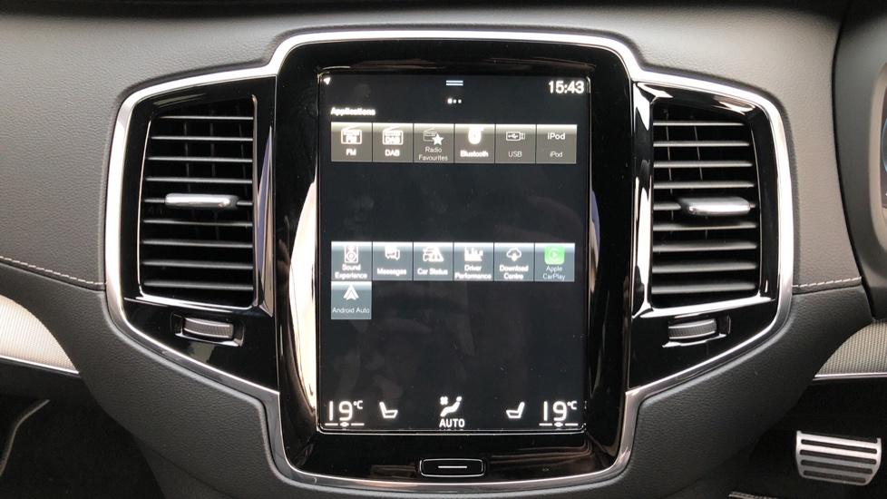 Volvo XC90 B5D Mild Hybrid R Design AWD Auto, Winter & Family Packs, Booster Seat, Harman Kardon, BLIS image 27