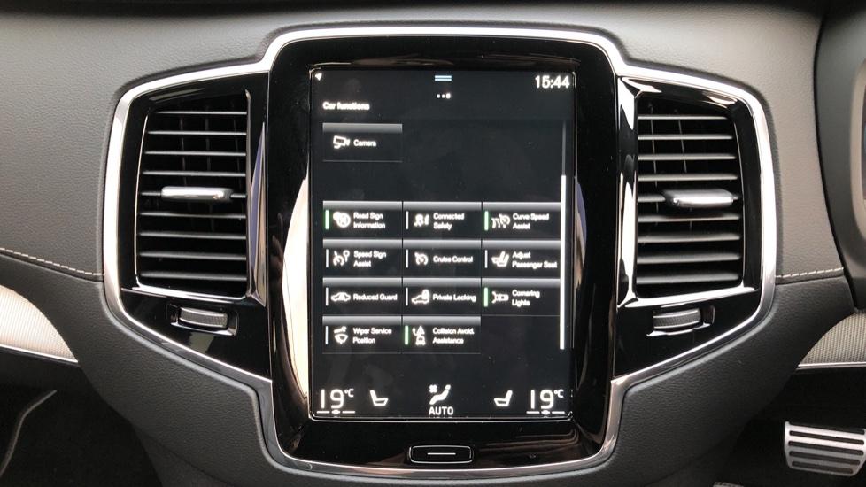 Volvo XC90 B5D Mild Hybrid R Design AWD Auto, Winter & Family Packs, Booster Seat, Harman Kardon, BLIS image 26