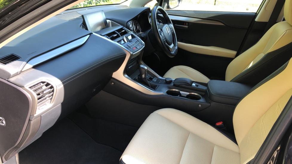 Lexus NX 300h 2.5 Luxury 5dr CVT Auto, Hybrid, F & R Sensors, Rr. Camera, Adaptive Cruise, DAB image 12