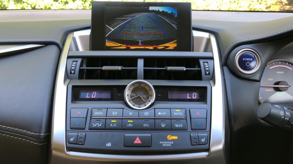 Lexus NX 300h 2.5 Luxury 5dr CVT Auto, Hybrid, F & R Sensors, Rr. Camera, Adaptive Cruise, DAB image 7
