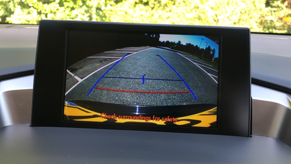 Lexus NX 300h 2.5 Luxury 5dr CVT Auto, Hybrid, F & R Sensors, Rr. Camera, Adaptive Cruise, DAB image 9