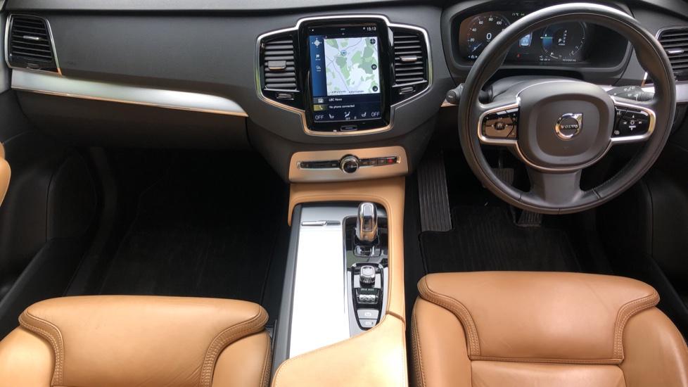 Volvo XC90 T8 Hybrid Momentum Pro Auto, Nav, Xenium Pk, S/Phone Integration, Heated Screen, PanoRoof image 10