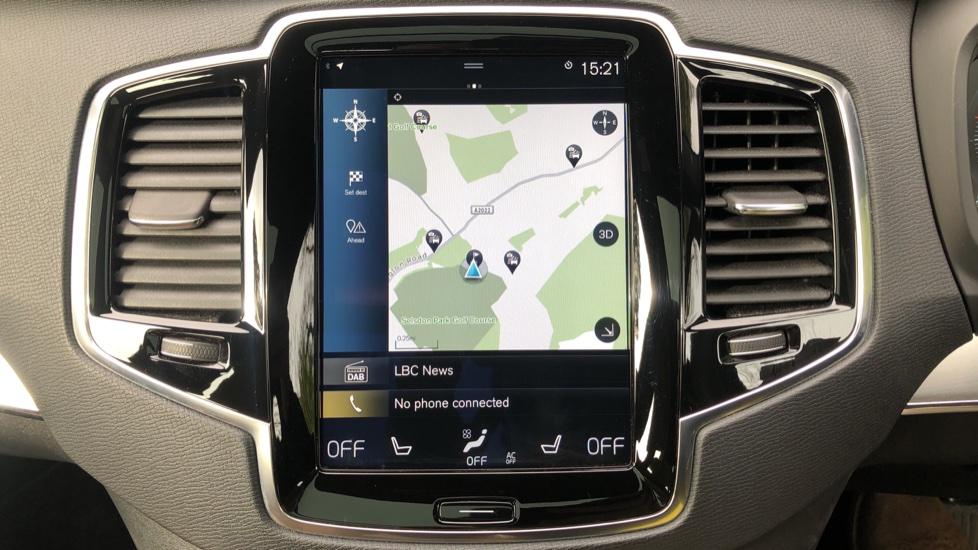 Volvo XC90 T8 Hybrid Momentum Pro Auto, Nav, Xenium Pk, S/Phone Integration, Heated Screen, PanoRoof image 5