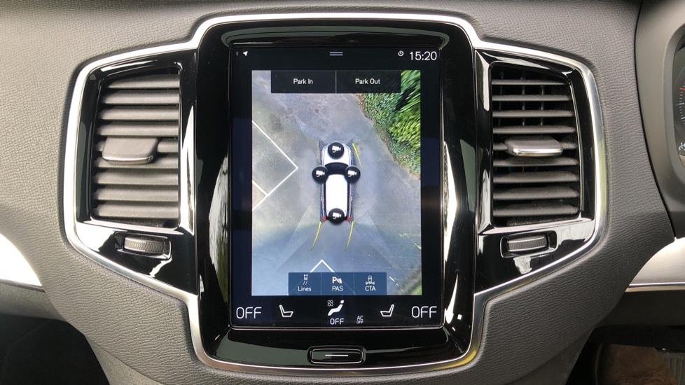 Volvo XC90 T8 Hybrid Momentum Pro Auto, Nav, Xenium Pk, S/Phone Integration, Heated Screen, PanoRoof image 7