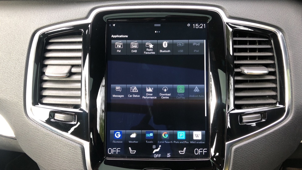 Volvo XC90 T8 Hybrid Momentum Pro Auto, Nav, Xenium Pk, S/Phone Integration, Heated Screen, PanoRoof image 25
