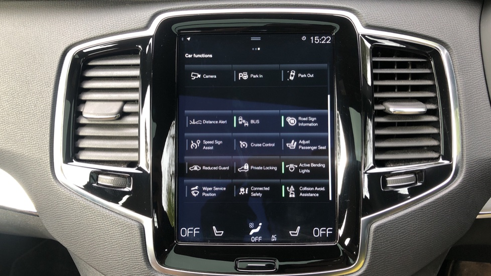 Volvo XC90 T8 Hybrid Momentum Pro Auto, Nav, Xenium Pk, S/Phone Integration, Heated Screen, PanoRoof image 27