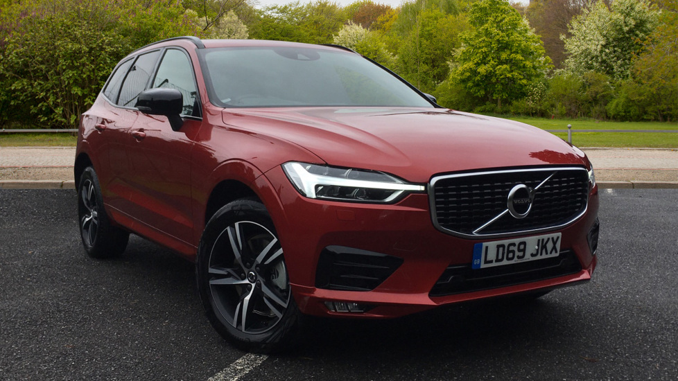 Volvo XC60 2.0 T5 AWD Petrol R Design Nav Auto with Winter Pk & Convenience Pk, Navigation & F & R Sensors Automatic 5 door 4x4 (2020) image