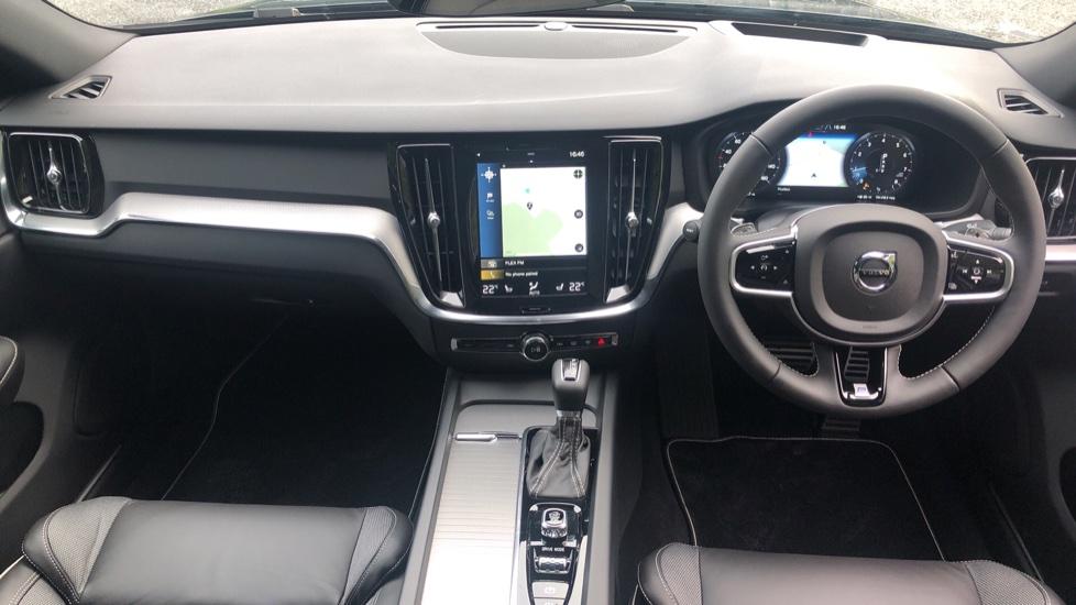 Volvo S60 2.0 T5 R Design Plus Nav Auto with Winter Pk, Head Up Display, Keyless Drive, Heated Steering Wheel image 18