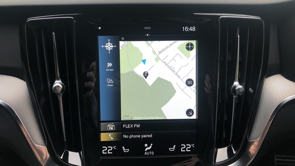 Volvo S60 2.0 T5 R Design Plus Nav Auto with Winter Pk, Head Up Display, Keyless Drive, Heated Steering Wheel image 6