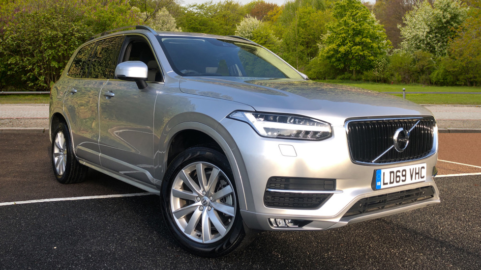 Volvo XC90 2.0 D5 PP Momentum Pro AWD Auto, Head Up Display, Keyless Drive, Tints, Adaptive Cruise Diesel Automatic 5 door 4x4 (2019) image