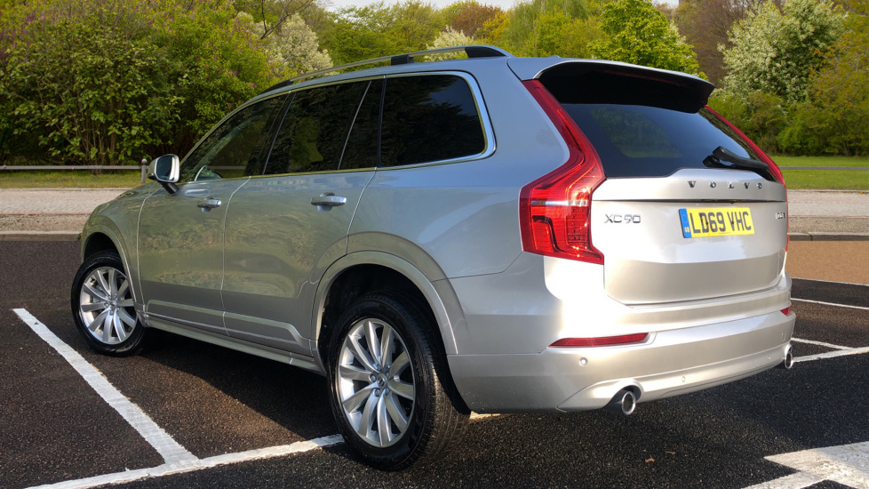 Volvo XC90 D5 PP AWD Momentum Pro Nav Auto with Head Up Display, Keyless Drive, Tints & Pilot Assist image 5
