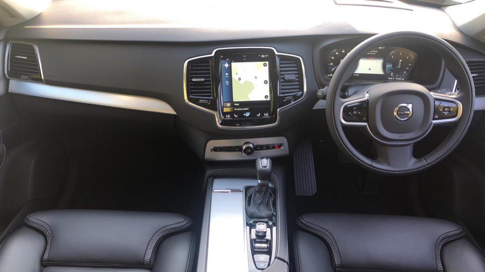 Volvo XC90 D5 PP AWD Momentum Pro Nav Auto with Head Up Display, Keyless Drive, Tints & Pilot Assist image 7