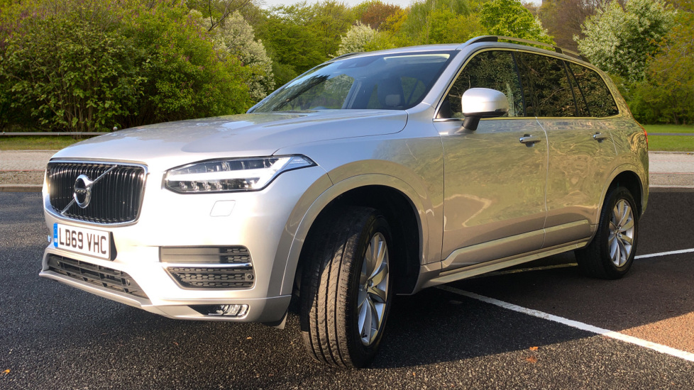 Volvo XC90 D5 PP AWD Momentum Pro Nav Auto with Head Up Display, Keyless Drive, Tints & Pilot Assist image 4