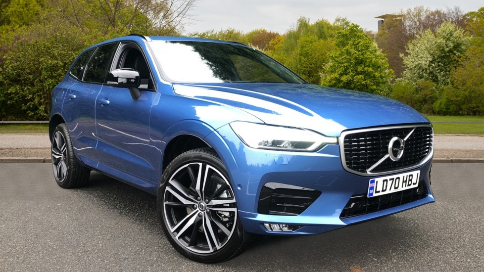 Volvo XC60 B4D Mild Hybrid R Design Pro AWD Auto, Xenium & Convenience Packs, Intellisafe Pro, HK Audio 2.0 Diesel/Electric Automatic 5 door 4x4 (2020)