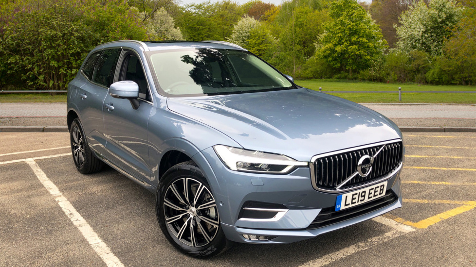 Volvo XC60 B4 Mild Hybrid AWD Inscription Auto with Xenium Pk, Family Pk,  Winter Pk, Conv Pk & Intellisafe Pro 2 0 Diesel Automatic 5 door Estate