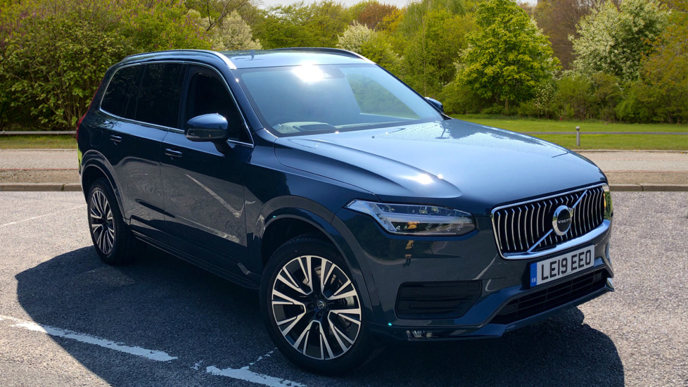 Volvo XC90 2.0 B5 AWD Mild Hybrid Momentum Pro Nav Auto with Family Pack, 20 Inch Wheels and Harmon Kardon. Diesel Automatic 5 door Estate (2019) image