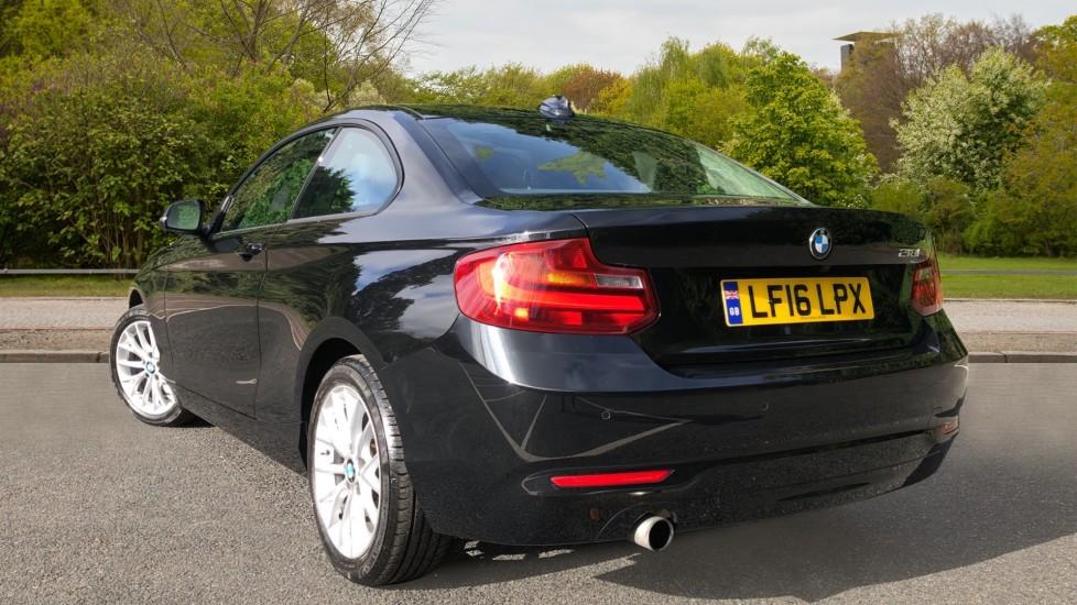 BMW 2 Series 218i SE Coupe Auto, Nav, Xenon Headlights, DAB Radio, Rear Camera, Front and Rear Sensors image 4