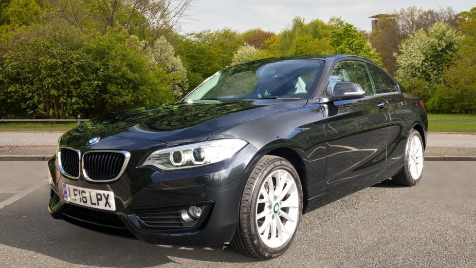 BMW 2 Series 218i SE Coupe Auto, Nav, Xenon Headlights, DAB Radio, Rear Camera, Front and Rear Sensors image 3