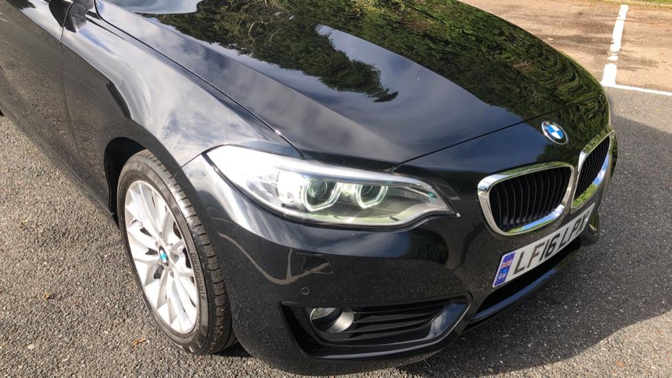 BMW 2 Series 218i SE Coupe Auto, Nav, Xenon Headlights, DAB Radio, Rear Camera, Front and Rear Sensors image 22