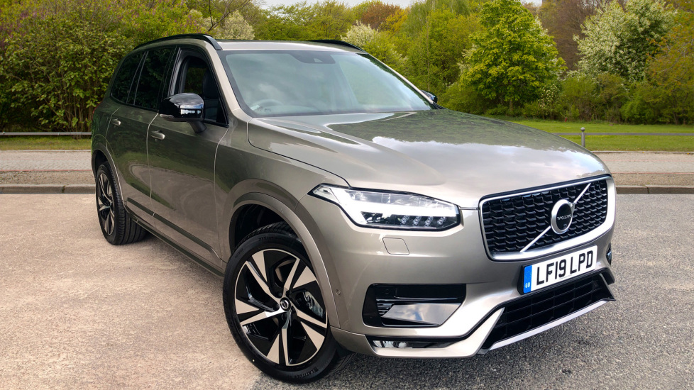 Volvo XC90 T5 AWD R Design Nav Auto with Xenium PK, Family Pk, Harman Kardon, BLIS & PanRoof. 2.0 Automatic 5 door Estate (2020) image