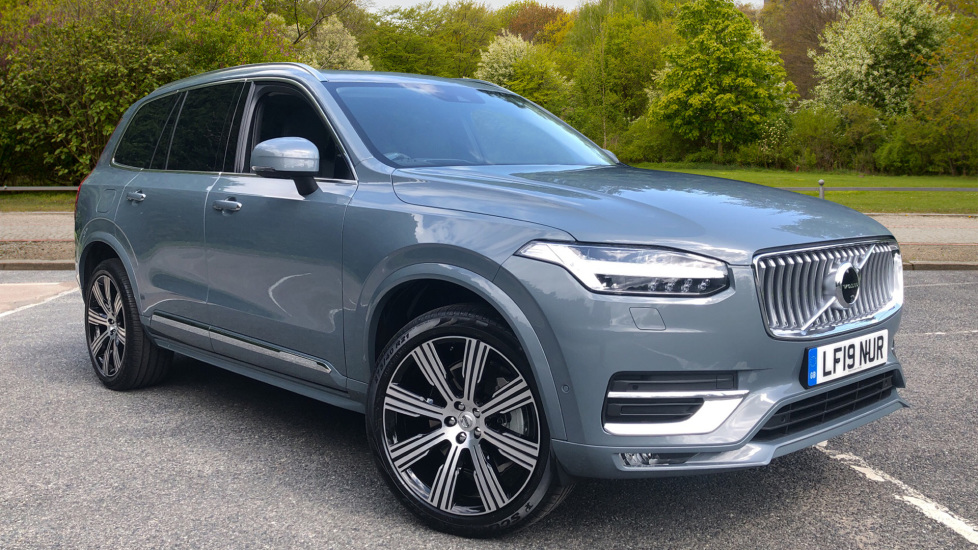 Volvo XC90 2.0 B5 235 AWD Mild Hybrid Inscription Pro Nav Auto with Air Suspension, Xenium Pack & Family Pack. Diesel Automatic 5 door Estate (2020) image