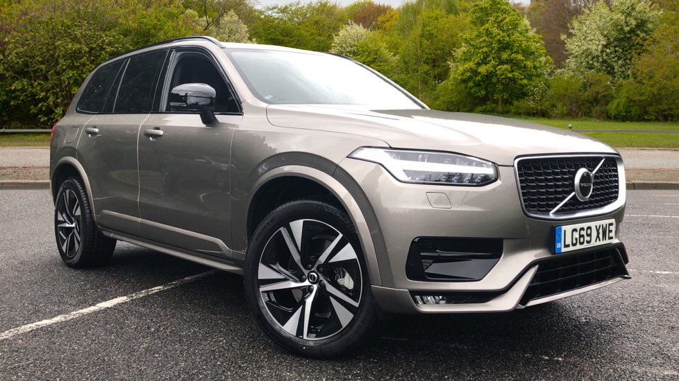 Volvo XC90 2.0 B5 D AWD Mild Hybrid R Design Nav Auto with Winter Pk, Rear Camera, Pilot Assist & DAB Diesel/Electric Automatic 5 door Estate (2020) image