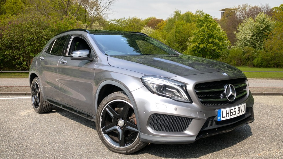 Mercedes-Benz GLA-Class GLA 220 CDI 4Matic AMG Line Premium Plus, Night Pack, Sunroof, Rear Camera, Bi Xenon Lights 2.1 Diesel Automatic 5 door Hatchback (2015)