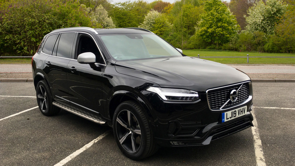 Volvo XC90 2.0 D5 PowerPulse R Design AWD Auto with Winter Pack, Xenium Pack & Bowers & Wikins Audio Diesel Automatic 5 door Estate (2019) image