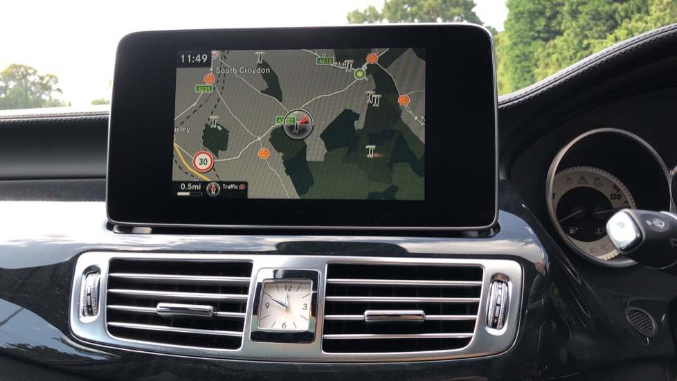 Mercedes-Benz CLS-Class CLS 350d AMG Line Premium Plus Auto with 360 Camera, Command Sat Nav. image 8