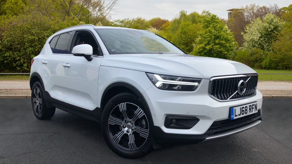 Volvo XC40 T4 Inscription AWD Auto, Nav, Xenium Pack, Sunroof, 360 Camera, BLIS, Keyless Drive, Tints 2.0 Automatic 5 door 4x4 (2018) image