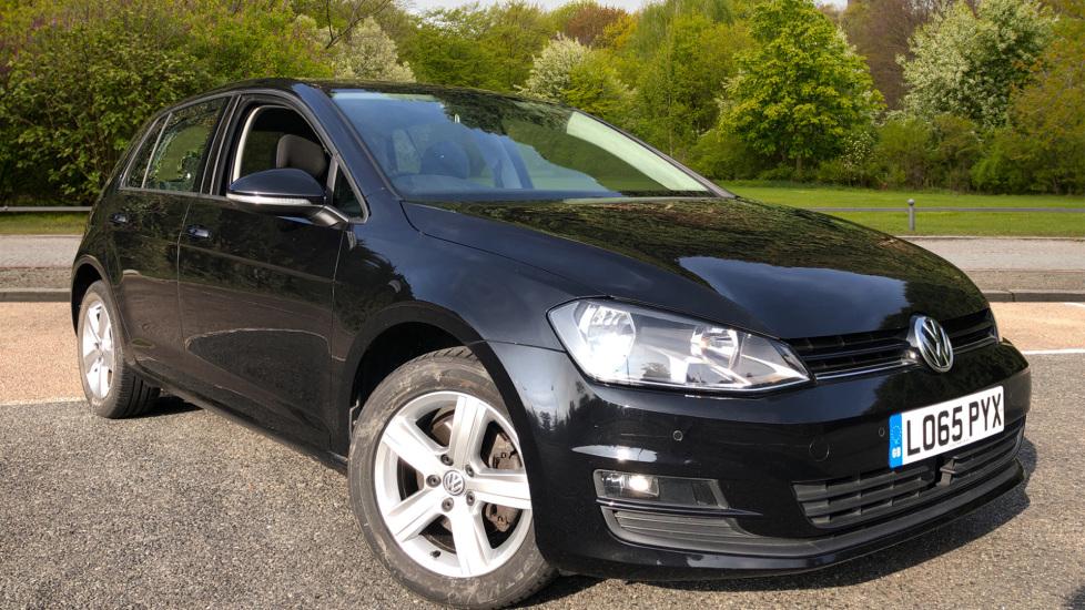 Volkswagen Golf 1.4 TSI Match DSG Auto with DAB Radio, Adaptive Cruise Control, Bluetooth, Front & Rear Sensors. Automatic 5 door Hatchback (2015)