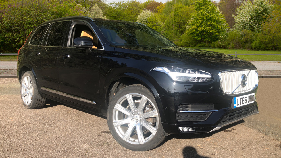 Volvo XC90 2.0 T6 Inscription AWD AT, Xenium, Family, Dynamic & Winter Pks, B & W Audio, S/Phone Int Automatic 5 door 4x4 (2016) image