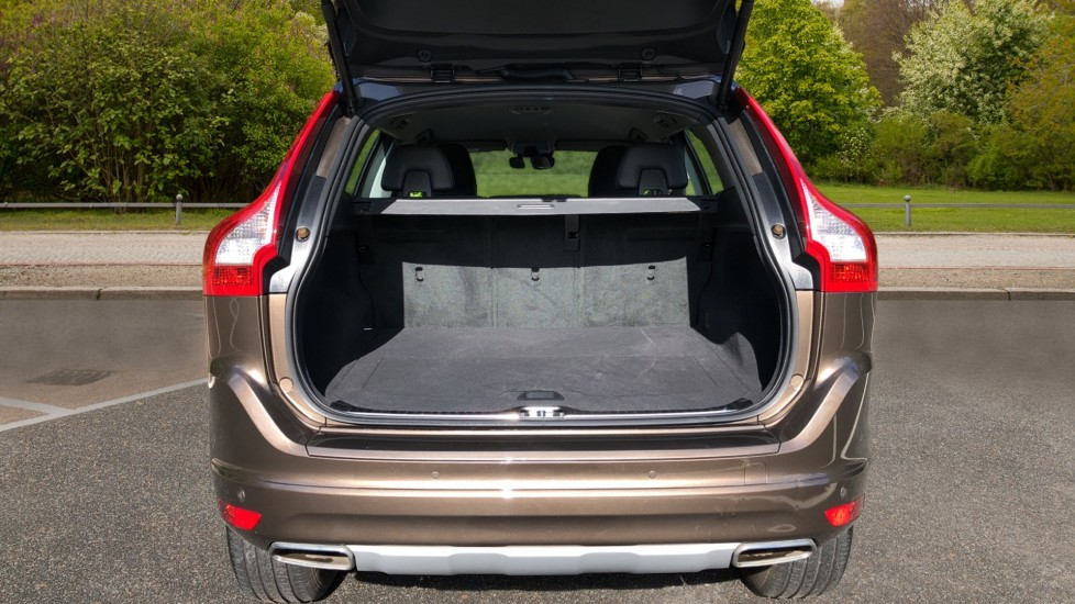 Volvo XC60 D4 SE Nav Auto, Nav, Front & Rear Park Sensors, Bluetooth, DAB Radio, ISOFIX Child Seat Fixings image 23