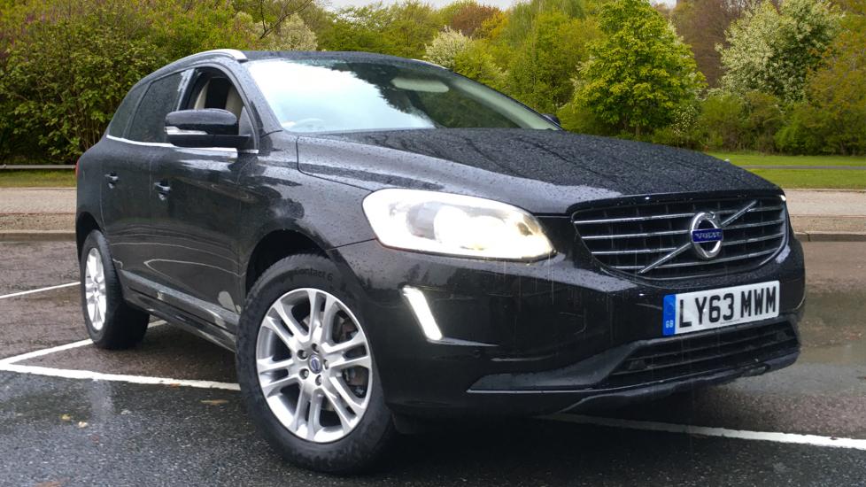 Volvo XC60 D5 SE Lux Nav AWD Auto, F & R Park Sensors, Heated Front Seats, DAB Radio 2.4 Diesel Automatic 5 door 4x4 (2013) image