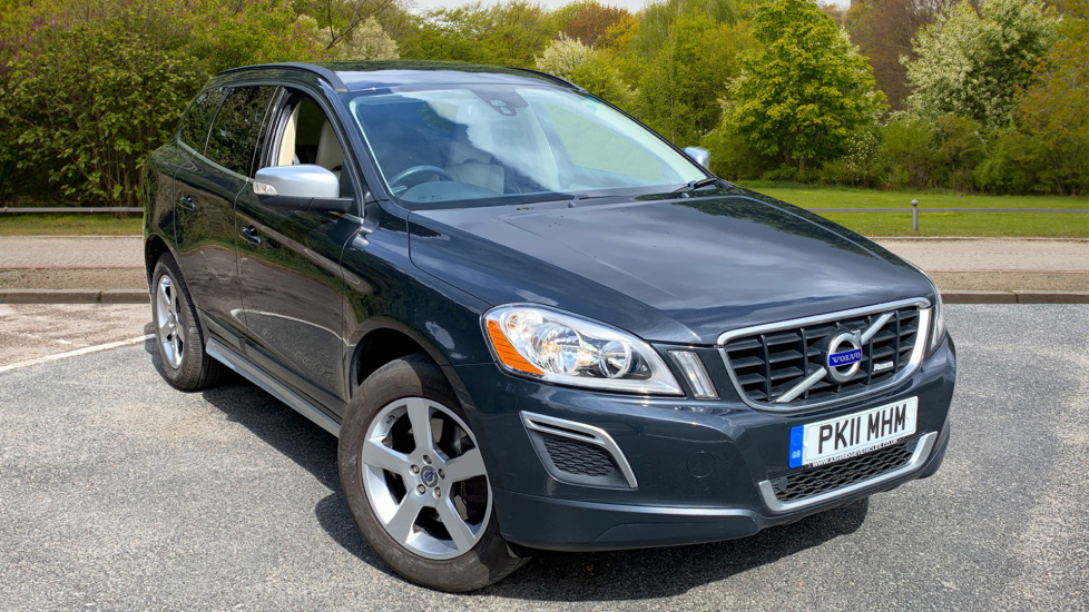 Volvo XC60 D5 AWD R Design Auto with Cruise Control, 18 Inch Alloys & Heated Mirrors 2.4 Diesel Automatic 5 door Estate (2011) image